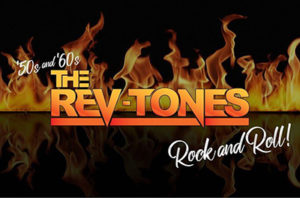 Cruise the '50s & '60s with The Rev-Tones
