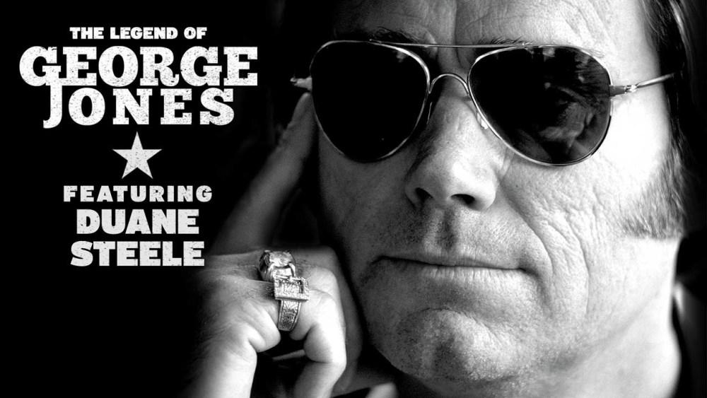 THE LEGEND OF GEORGE JONES