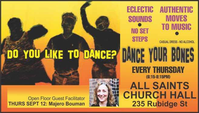 DANCE YOUR BONES