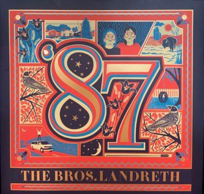 The Bros Landreth – '87